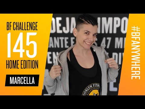 BF Challenge 145 - Home Edition With Marcella