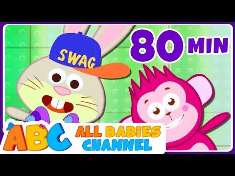 Nursery Rhymes Party Songs | Dance Songs for Kids | Party Songs For Kids | All Babies Channel