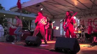 Fischia il vento BPER Live @ Festa Rossa Prc Marghera 26 Giugno 2011