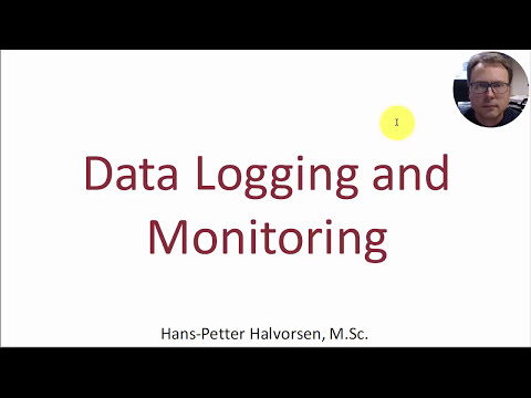 Data Logging and Monitoring LabVIEW Project