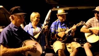 Bluegrass Playground ~ THE OCOEE PARKING LOT BLUEGRASS JAM