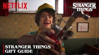 Stranger Things Gift Guide | Netflix