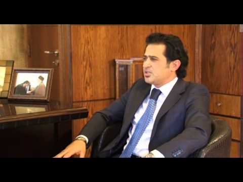 Interview with Mr. Ali Halloum - Arab Business Review