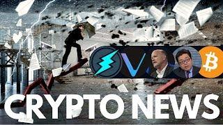 ETN, Bitcoin Pension Funds, NASDAQ BTC and ETH Indices, Novogratz Prediction - Crypto News