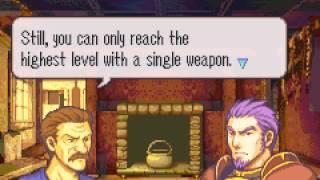 Fire Emblem - Fire Emblem Walkthrough Eliwood Part 1 (GBA / Game Boy Advance) - Vizzed.com GamePlay - User video