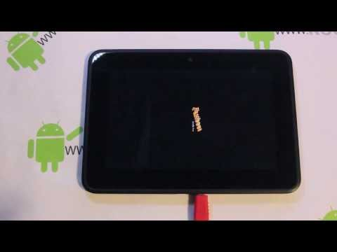 Kindle Fire HD Fastboot Mode - YouTube