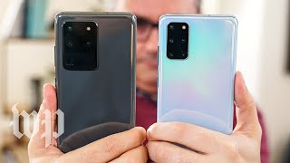 Hands-on with Samsung's new Galaxy lineup: the S20, S20 Plus and S20 Ultra