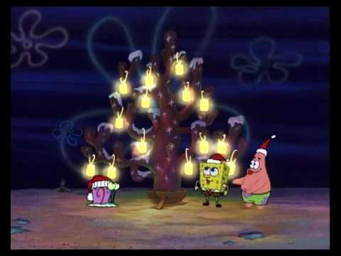 SpongeBob: 'The Very First Christmas' (Danish)