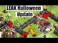 (HINDI) COC Pumpkin Barbarian & Giant Skeleton LEAK Halloween 2017 Update