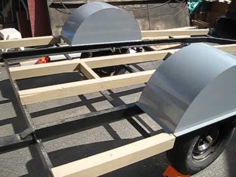 64 Shasta Travel Trailer 16 Ft Custom Rebuild Part Three