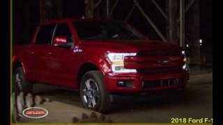 Ford F-150 2018 - New 2018 Ford F-150 King Ranch First Look !!!