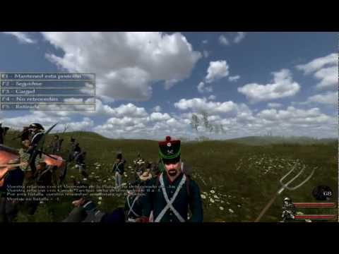 Gameplay Independencia de Chile Warband Mod