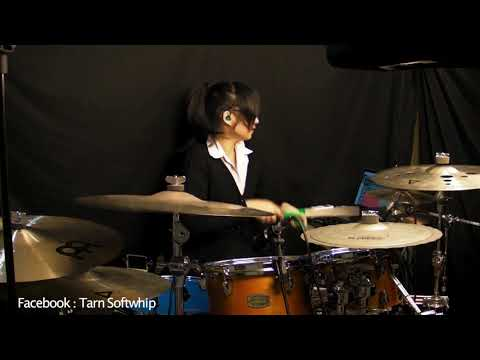 Digimon adventure - Butterfly Drum Cover By Tarn Softwhip