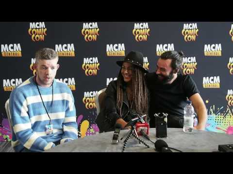 Being Human Round Table Interview @ MCM Comic Com