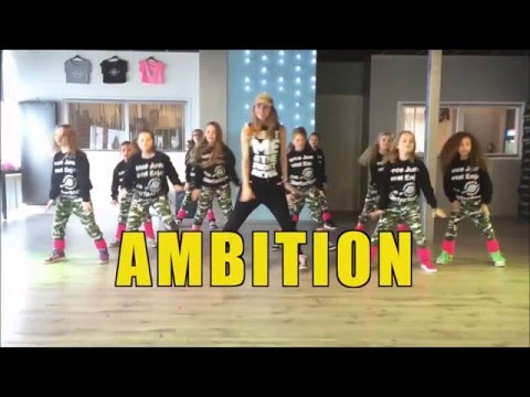 ambition----a-message-for-success---funky-dance