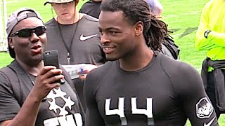 The Opening Finals : Alabama Commit : RB Najee Harris Highlights 2016