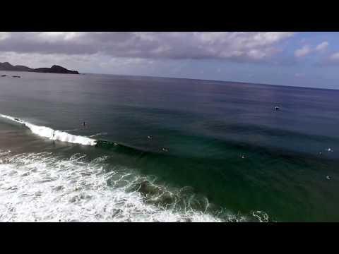 PLAYA COLORADO NICARAGUA SURF REPORT SEPTEMBER 5 2017