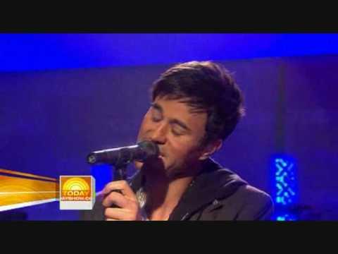Download Enrique Iglesias - Away Live @ Today show NBC