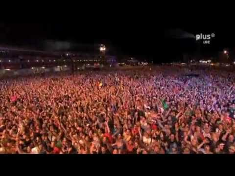 Coldplay - In My Place (HQ) LIVE @ Rock Am Ring 2011