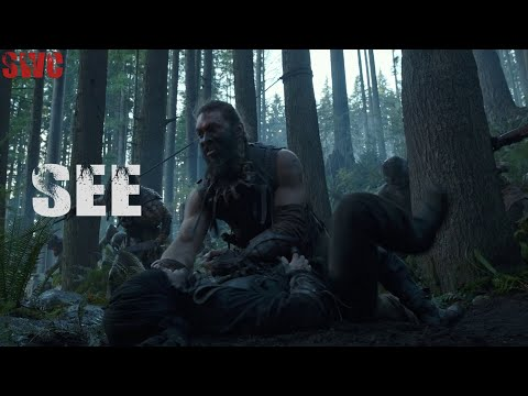 See Baba Voss vs Witchfinder fight Scene ( Jason Momoa ) s1e1 HD