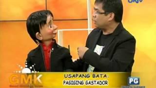 Wanlu and Nicolo: Ang Pagiging Gastador