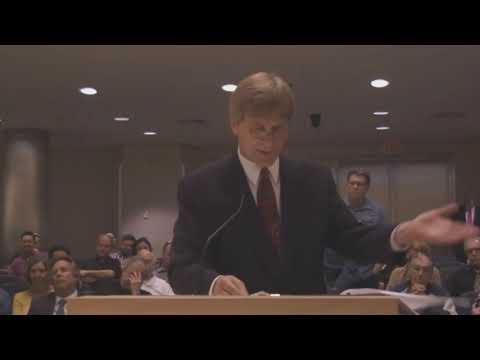 Man Raps Snoop Dogg Lyrics During Council Meeting
