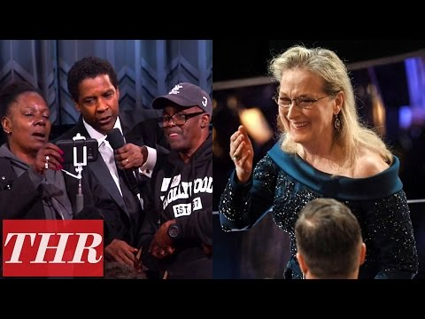 Best Moments From The 89th Academy Awards | THR Oscar Spotlight 2017