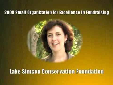 Lake Simcoe Conservation Foundation AFP Award