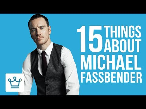 15 Things You Didn't Know About Michael Fassbender