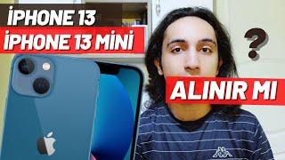 iPhone 13 Ve iPhone 13 Mini ALINIR MI ? Tüm Yenilikler ve Türkiye Fiyatları