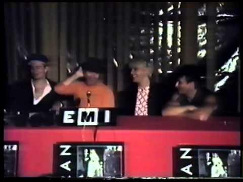 DURAN DURAN argentina 1993 Press Conference