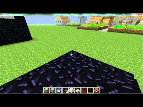 Minecraft hvordan man bygget en TNT kanon (dansk)