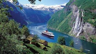 Круиз по Скандинавии: Дания, Норвегия, Швеция.