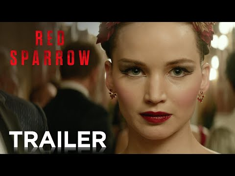 RED SPARROW   Official Trailer 2   In cinemas MARCH 1, 2018