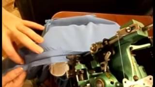 Как сшить юбку за пару дней  Урок 5  Часть2