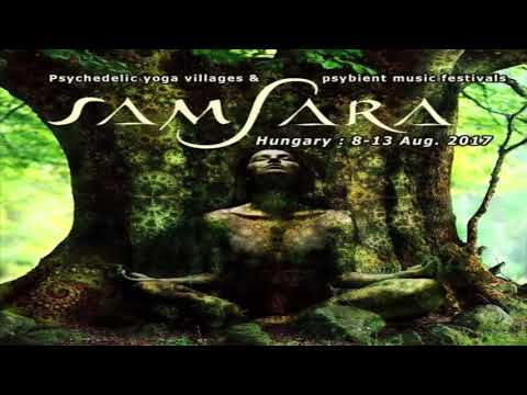 ROOK - Dj Set@Samsara Festival Europe 3rd edition 12-08-2017