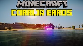 Como corrigir Todos os Erros do Minecraft [Bem explicado] Crash Report/Game Output e ETC