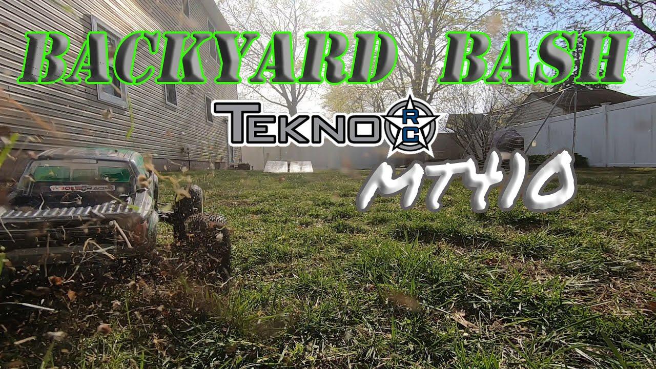 Backyard Series - Tekno MT410 - Episode 10.1