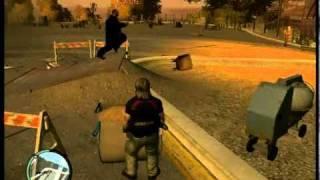 Wielki Mix GTA - GTA IV Parody show