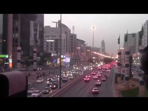 Urban Driving in Riyadh