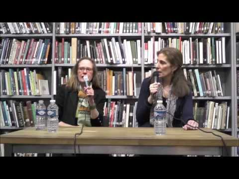 Jessica Levine & April Eberhardt @ The American Library in Paris | 24 February 2015