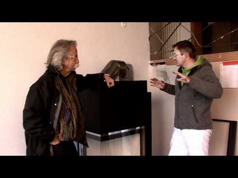 Tag 1 - Videodreh bei Jean Pütz - Der Aufbau