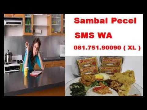 SMS WA 08175190090 Sambal Bu Rudi   Cara Membuat Sambal