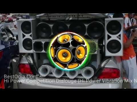 DJ Competition Mix High Vibration Heavy Bass Fadu Dialogue Mix | Dj Raju Sk