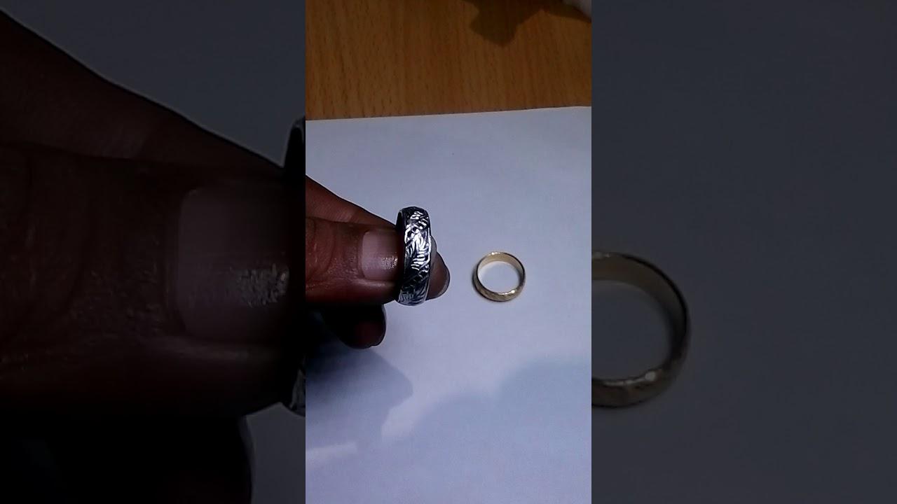 Jual Cincin Kawin Palladium Emas Harga Terjangkau Youtube Pernikahan 023