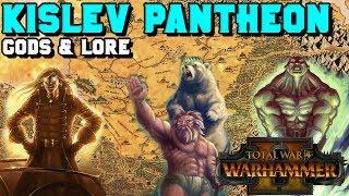Kislev Pantheon - Gods & Lore (Cults of Dazh, Tor, & Ursun)   Total War: Warhammer 2