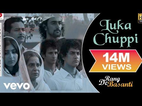 Luka Chuppi - Rang De Basanti | R. Madhavan | Waheeda Rehman