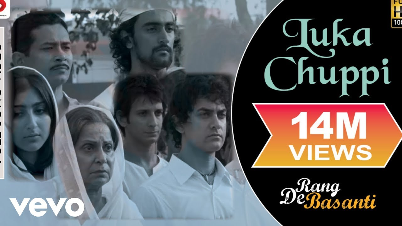 Download A.R. Rahman - Luka Chuppi Best Video|Rang De Basanti|Aamir Khan|Lata Mangeshkar|Soha Ali