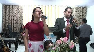 Miss. Daiany Oliveira Assis & Pr. José Carlos de Oliveira - Me Escolheu