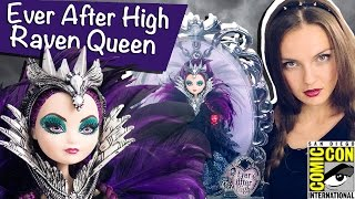 Download Raven Queen SDCC 2015 (Рейвен Квин Комик Кон) Ever After High Обзор/Review, Comic Con,CJF47 Mp3 and Videos